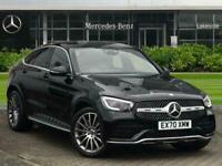 2020 Mercedes-Benz GLC CLASS GLC 300d 4Matic AMG Line Premium 5dr 9G-Tronic Auto