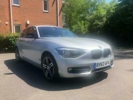 image for 2013 BMW 1 Series 2.0 118d Sport Sports Hatch (s/s) 5dr Hatchback Diesel Automat