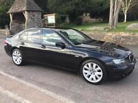 2008 08 BMW 7 SERIES 730d 3.0 TD SPORT TURBO DIESEL 228 AUTO SALOON Low Tax Rate