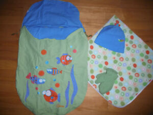 Housse pour coquille CALIKIDS