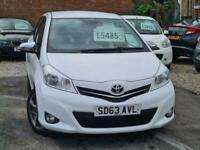 2013 Toyota Yaris Vvt-i Trend 1.3 Hatchback Petrol Manual