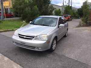 Chevrolet optra 2004 120000km automatic a/c sunroof