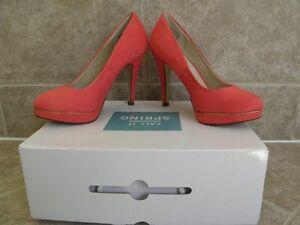 Pink heels from Spring (aldo) sz 6.5