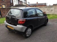 TOYOTA YARIS TAXED MOTED START DRIVE BARGAIN OLDHAM TOYOTA YARIS NOT MICRA ASTRA PX WELCOME PFFERS