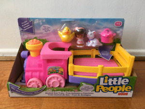 Fisher Price - Little People - Musical Zoo Train