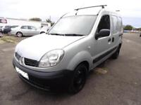 Renault Kangoo Van, Grey, 2007, 1 Years Mot, 3 Months Warranty