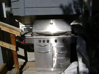Centro Large Stainless BBQ