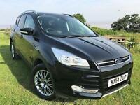 Ford Kuga Titanium Tdci Estate 2.0 Automatic Diesel