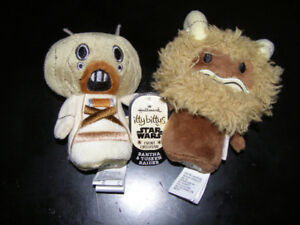 Peluches Star Wars, Bantha & Tusken Raider