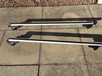 Jeep Grand Cherokee Alloy roof bars