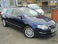 Volkswagen Passat 2.0TDI CR(140ps)DSG 2010MY Highline 12 months MOT