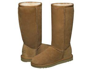"""AUSTRALIAN UGG ORIGINAL"" Classic Tall ugg boots. Darlinghurst Inner Sydney Preview"