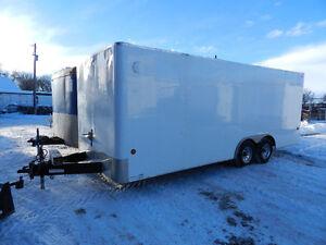 2011 Royal Cargo 8.5'x20' Enclosed Trailer 6K Axles