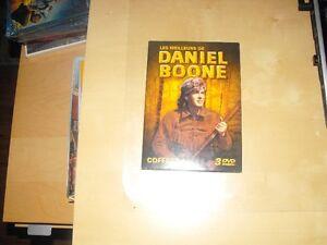 Coffret DVD Les Meilleures de Daniel Boone
