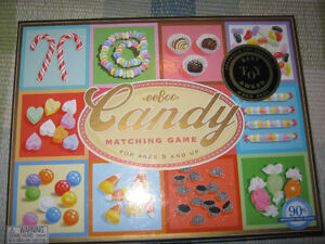 Eeboo Matching memory game using candy... St. John's Newfoundland image 1