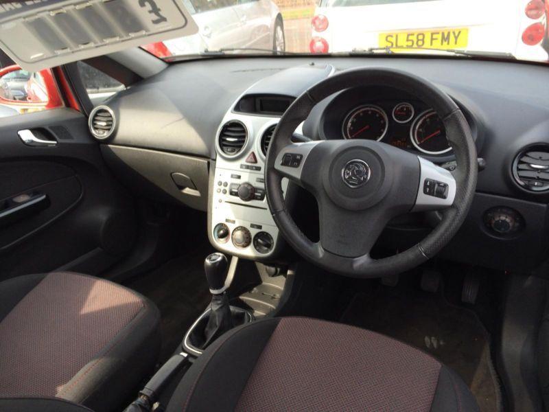 Vauxhall/Opel Corsa 1.2i 16v SXi 3DR - FINANCE AVAILABLE