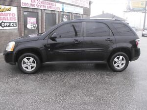 2007 EQUINOX LT ONE OWNER-NO ACCIDENTS  SUNROOF  SALE