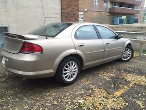 Chrysler sebring for quick sale $1800