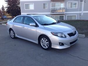 Toyota Corolla S 2010 Need to Sell this week
