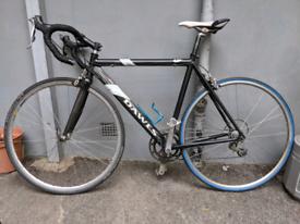 Dawes 500 56cm, road bike with carbon fork