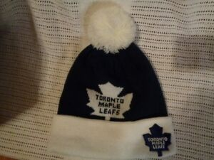 Brand New Toronto Maple Leaf Winter Toque