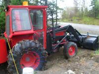 Tracteur MF65 en excellente condition