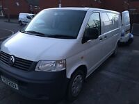 2004 VW Transporter 2.5 (May PX)