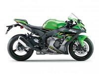 2018 KAWASAKI ZX-10R.REGISTERED DEMO SHOWROOM BIKE.1000 PCP DEP CONTRIBUTION