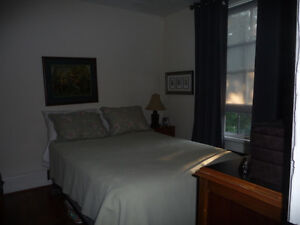 Downtown 2bedrooms +study Kingston Kingston Area image 4