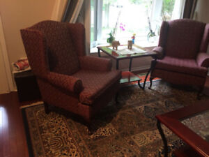 Moving sale - arm chairs! $150 only