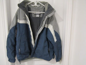COLUMBIA MEN'S WINTER SKI JACKET SIZE XL LIKE NEW CONDITION