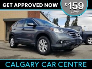 2014 Honda CR-V $159B/W TEXT US FOR EASY FINANCING! 587-582-2859