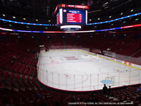 CANADIENS vs BLUE JACKETS ---> Deux tickets 28/02/17