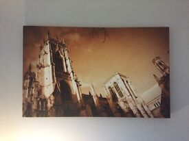 York Minster canvas