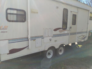 2000 jayco fifth wheel trailer