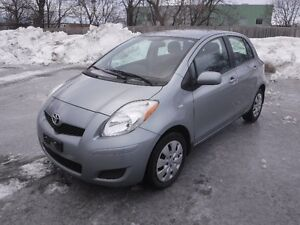 2011 TOYOTA YARIS 5DR HB HATCHBACK MINT CONDITION CRUISE CONTROL