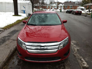 2010 Ford Fusion SE Sedan - Great Condition!