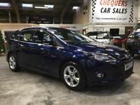 Ford Focus Zetec Estate 1.6 Automatic Petrol