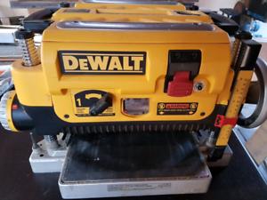 Dewalt thicknesser | Power Tools | Gumtree Australia Geelong City