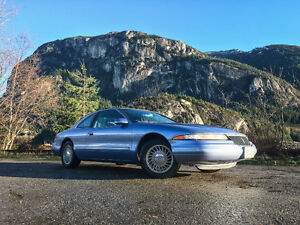 1994 Lincoln Mark VIII - 4.6L V8, low km