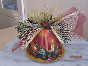 Beautiful Hand Crafted Christmas Decoration or Present London Ontario image 5