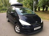 Toyota Previa 2.4 AUTOMATIC ,5dr (7 Seat) FULL LEATHER