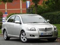 Toyota Avensis 1.8 VVT-i 2007 T3-X +1 OWNER + 11 TOYOTA SERVICE STAMPS