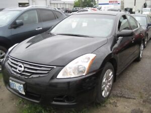 2012 Nissan Altima 2.5 S POWER EVERYTHING! CVT! CRUISE CONTROL!