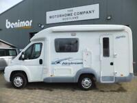 Ace Airstream 600ek compact two berth Motorhome for sale