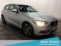 2012 BMW 1 SERIES 118d Sport 3dr
