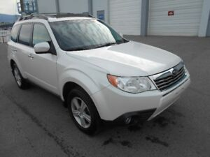 2010 Subaru Forester Auto AWD 2.5L Excellent Condition SUV,