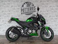 2015 '65 Kawasaki Z800 2315 miles