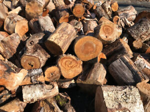 LIMITED QUANTITY OF LARGE PRE-JUNKED FIREWOOD