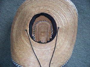 "AUTHENTIC MEXICAN ""SOMBRERO"" 21 1/2 in Kawartha Lakes Peterborough Area image 2"